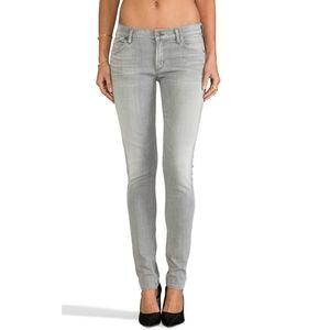 Citizens of Humanity Gray Avedon Skinny Jeans